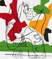 Composition IV by Le Corbusier
