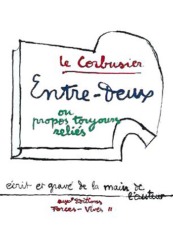 Entre-Deux (Complete suite of 17 lithographs) by Le Corbusier