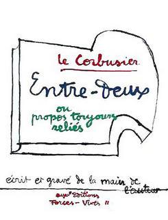 Entre-Deux (Complete suite of 17 lithographs) by Le Corbusier