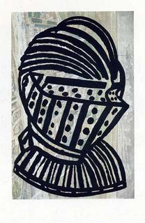 Jeanne D'Arc by Eduardo Arroyo