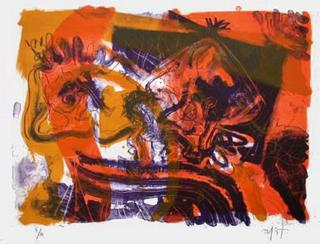 Composition by Rodolfo Nieto