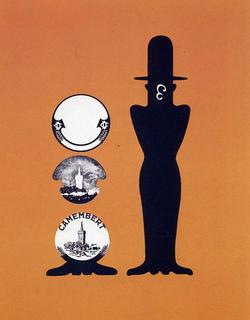 Laurel and Hardy by Eduardo Arroyo