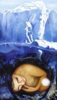 Rebirth Mother Earth by Paula Franco
