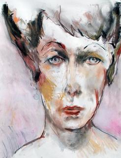 Pink Chiffon by Paolo Pillitteri