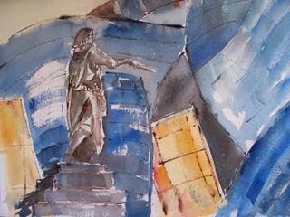 Composition by María Dieguez