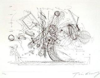 Chaos I by Jean Tinguely