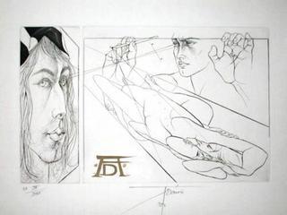 Singe et Homme by Pierre Yves Tremois