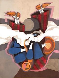 Le Jazzman by Enrique Marin