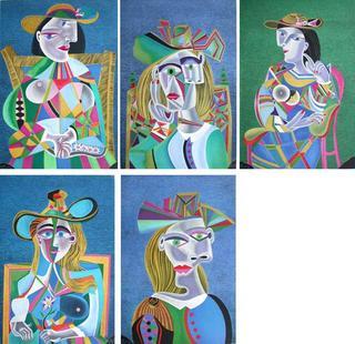 Chemiakin ou Picasso Mis à Neuf by Mihail Chemiakin