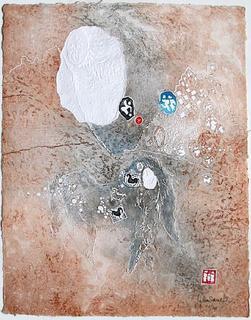 Cheval dans le Paysage B by Lebadang