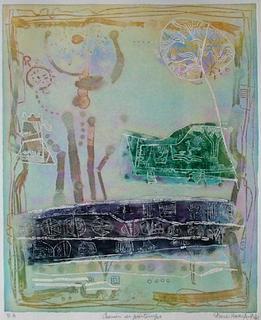 Chemin du Printemps by Shoichi Hasegawa