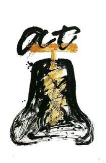 Cloche Tibétaine by Antoni Tàpies