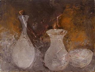 Mud Vases by Juan Antonio Barrena