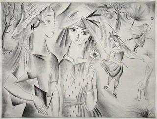 La Récréation by Mily Possoz