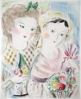 Le Panier de Pommes by Mily Possoz