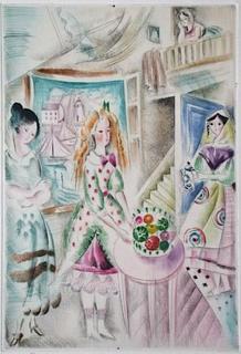 Intérieur d'atelier by Mily Possoz