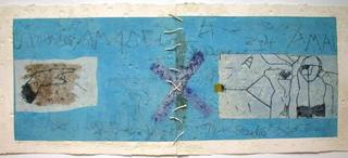 The Hand (Diptych) by James Coignard