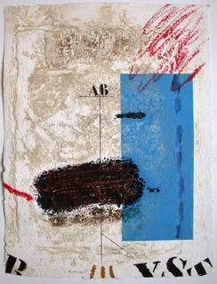 Perturbation du Bleu by James Coignard