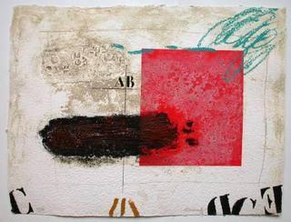 Perturbation du Rouge by James Coignard