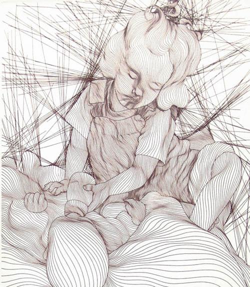 Dejeneur by Guillaume Azoulay