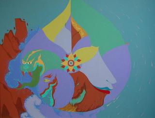 Soul 4 by Bancha Suriyaburaphakul
