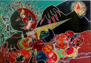 Psychic Chic by Bancha Suriyaburaphakul