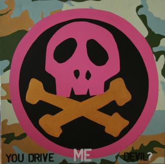 You Drive Me Devil by Anan Pratchayanan