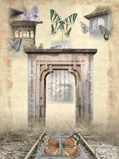 The Gate by Florin Mihai