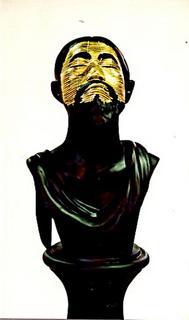 Mask by Kongsak Gulglangdon