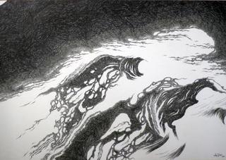 Rhythm of Tide 2 by Narupon Chutiwansopon
