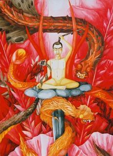 God 1 by Nantana Phonak
