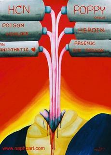 Toxic Substance 1 by Nantana Phonak