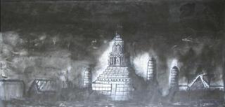 Wat Aroon by Praphan Rakarin