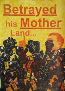 Betrayed His Mother Land... by Prasart Nirandonprasert
