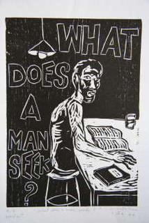 What Does A Man Seek? by Prasart Nirandonprasert