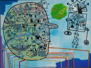 Visual Brain by Tinnakorn Kasornsuwan