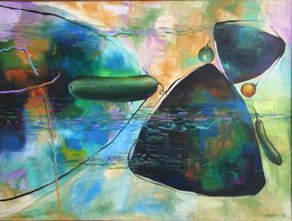 Seed of Life 2 by Tinnakorn Kasornsuwan