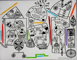 Instruments of Life 3 by Tinnakorn Kasornsuwan