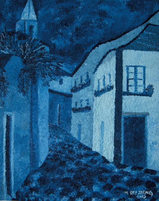 Obidos,Portugal by Mayland Rey-Zheng