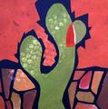 Cactae  V by Isabel Cosin