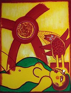 En Plein Soleil by Corneille