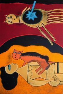 Reine des Sables by Corneille