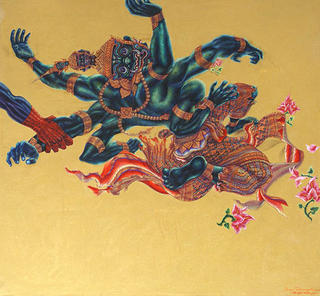 Follow Me, and I will take you to Civilization by Jirapat Tatsanasomboon