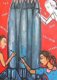 Put Your Hatred In Your Children's Heads by Vasan Sitthiket