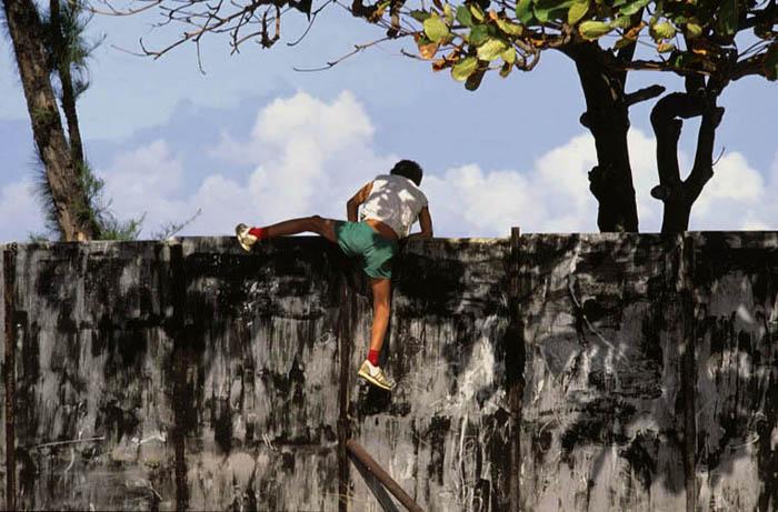 The Jump by Gustavo Gatto