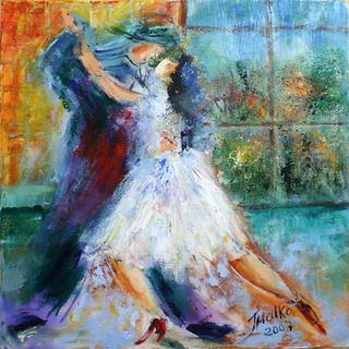 Tango 05 by Malka Tsentsiper