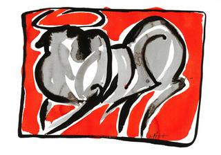 Toro 02 by Enric Miralbell
