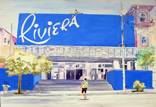 Cineriviera by Enric Miralbell