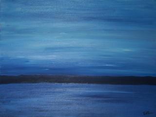 Tranquillity by Esther Medina Ferreiro