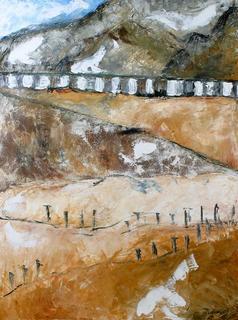 Monegros by Patricia Lozano